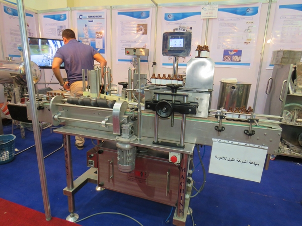 Forming Labelling Machine