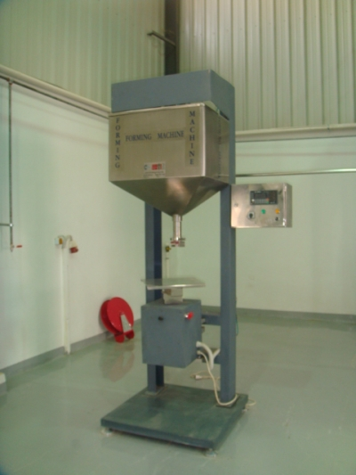 Forming Oil Filling Machine